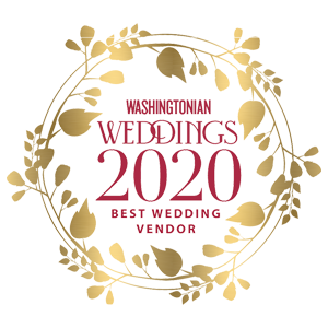 Washingtonian Weddings 2020 Best Wedding Vendor